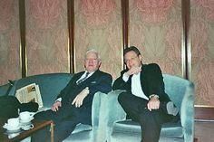 Stars & Conceptions - Umgeben von Stars Britt Ekland, Jane Russell, Roger Moore, Hollywood Stars, Anja Kruse, Richard Von Weizsäcker, Helmut Schmidt, Bond, Tv Star