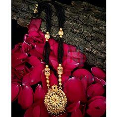 1 Gram Mangalsutra, Fancy Short Mangalsutra Geru Finish 1 Gram Gold Jewellery, Gold Jewelry, Bangles, Pendants, Fancy, Earrings, Stuff To Buy, Design, Bracelets