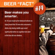 """Beer """"Fact"""" #14.    www.swagbrewery.com"""