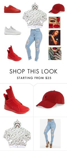by aleisharodriguez ❤ liked on Polyvore featuring Puma a7d6cc85633