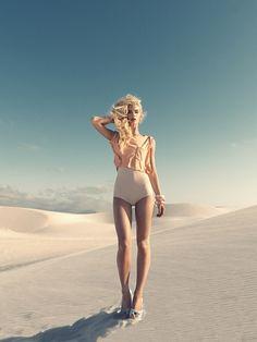 Kester Black: sand dunes