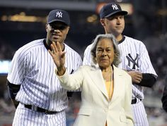 Rachel Robinson, wife of Jackie Robinson, PhD RN!!