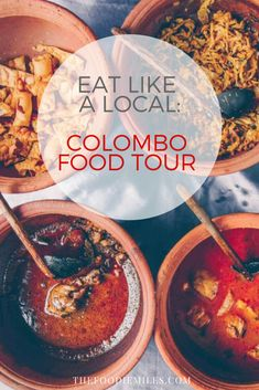 Eat like a local in Sri Lanka! Spend one day exploring Colombo food scene: from local pancakes to rice and Jaffna-style crab curry to Ceylon tea and coffee! Asia Travel, Travel Tips, Travel Guides, Sri Lankan Recipes, Best Street Food, International Recipes, Foodie Travel, Places To Eat, So Little Time