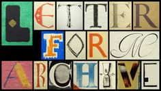 logo:  Letterform Archive   |   typography resource  |  http://letterformarchive.org/