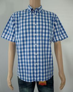 #Check out Gazman Men's Shirt Size Large With Blue Check #Gazman #ButtonFront https://www.ebay.com.au/itm/162721345678?roken=cUgayN&soutkn=rfnpzv via @eBay
