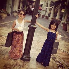 Cute Maxi's for kids