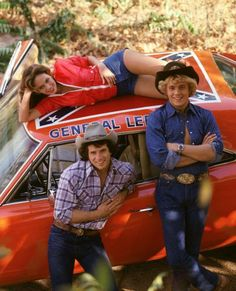 The Dukes of Hazzard - loved this show!