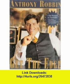 Anthony Robbins Get The Edge Take Charge of Your Destiny 10 CD Audiobook Anthony Robbins ,   ,  , ASIN: B0019QAJVO , tutorials , pdf , ebook , torrent , downloads , rapidshare , filesonic , hotfile , megaupload , fileserve