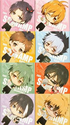 From the Servamp Cafe at Animate in Japan. Anime- Servamp