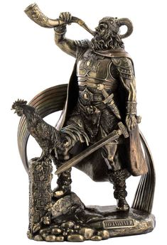 - Norse God Heimdall Statue #USWU75375A4
