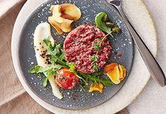 Die Fleischteile vom Rind | Frisch Gekocht Top 10 Desserts, Porterhouse Steak, Wiener Schnitzel, Grill Pan, Fruit Salad, Grilling, Brunch, Low Carb, Beef