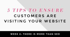 Expose yourself - Getting your website in front of your ideal customers