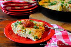 Ranch House Breakfast Bake at Miz Helen's Country Cottage