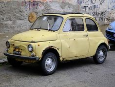 Yellow 500 by J. Helland, via Flickr