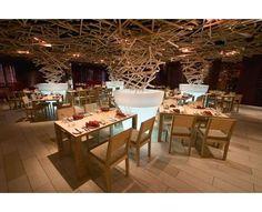 Sliver Restaurantrussian Designers Darkdesigngroup Amusing Chinese Restaurant Kitchen Design Inspiration
