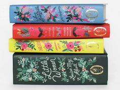 http://www.bustle.com/articles/112416-10-books-and-collections-to-own-that-will-make-your-shelves-beautiful