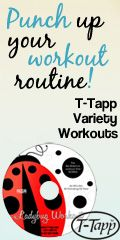 Tappin' Teresa Tapp, Founder of T-Tapp, The Best Bang For Your Buck Workout!   Paleo/NonPaleoPaleo/NonPaleo
