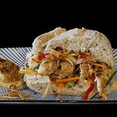Recipe: Vegan Tofu Bánh Mì - a Vietnamese Sandwich (Foodistini.de)