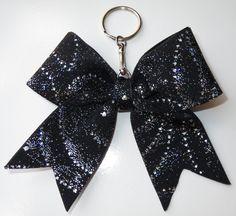 Cheer bow key chain, bow key chain, bow key chains, cheerleading accessory, cheer gift, key chain for backpack, bow for bags, Cheer bow gift by CheerStarAustralia on Etsy #bowkeychain # cheerbow # cheerbows #cheergift #cheeraccessory #nfinitybackpack #cheerleading