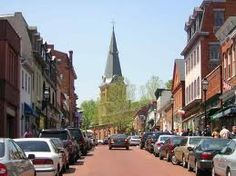 Annapolis, but i live here so that's not a big deal :)