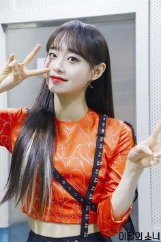 Extended Play, South Korean Girls, Korean Girl Groups, Your Girl, My Girl, Chuu Loona, Olivia Hye, Korean Wave, Cute Icons