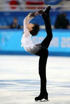 Yuzuru Hanyu / Figure skater. In Sochi.