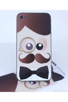 Gentleman Caller iPhone 4/4S Skin