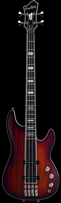 Hagstrom Super Swede Bass - A thing of beauty :-) (Dunway Enterprises) http://amzn.to/1kxzSKJ