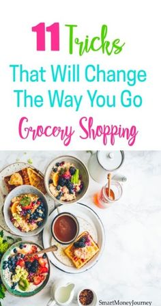 Discover 11 frugal grocery shopping hacks that will save you a ton of money. Saving Money Weekly, Money Saving Mom, Money Savers, Frugal Living Tips, Frugal Tips, Money Plan, Money Tips, Earn Money, Save Money On Groceries