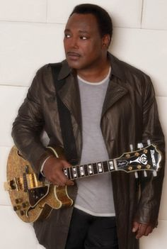 "George Benson from the album cover ""Songs and Stories"""