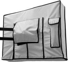 Garnetics Outdoor Tv Cover 40 42 43 Inch Weatherproof