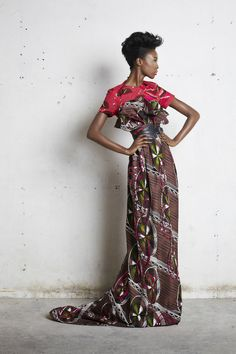 Vlisco presents Funky Grooves Collection