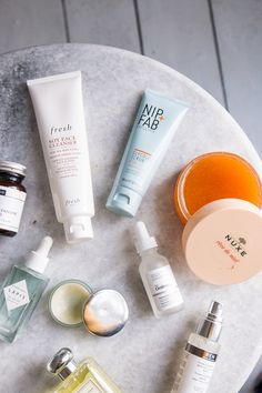 True story: my bedroom is looking more and more like a beauty hall by the day.I'm even considering putting up some shelves to house all my lotions and potions. Why am I telling you this? Because I am a skincare and beauty addict. Loud and proud. I can talk for days about skincare and love nothing b
