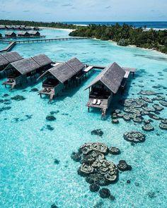 Shangri La, Maldives 「Soneva Jani #Maldives Photo @hayleyvincent @discoversoneva @jacob #soneva #nichegetaways…」