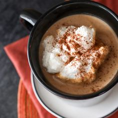 This Pumpkin Spice Steamer will warm you on a cold, autumn day. The drink is rich and creamy with flavors of pumpkin, cinnamon, nutmeg, and ginger. Sees Fudge Recipe, Fudge Recipes, Copycat Recipes, Crockpot Recipes, Crockpot Breakfast Casserole, Sweet Potato Casserole, White Chocolate Raspberry Cake, Chocolate Cherry, Family Meals