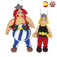 Patrones Asterix y Obelix