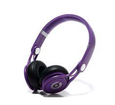 Beats By Dr. Dre Mixr Headphones (Purple),