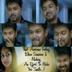 Favorite Movie Quotes, Best Love Quotes, Sachin Movie, Ilayathalapathy Vijay, Song Qoutes, Filmy Quotes, Actor Quotes, Movie Pic, Vijay Actor