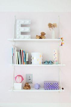 Kinderzimmer Homestory bei Bloggerin Julia - ein wunderschönes und geschmackvolles Mädchenzimmer