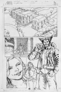 Gleidson Araujo: Wolverine