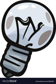 Old bulb junk cartoon vector image on VectorStock Salt And Light, Everyday Objects, Big Picture, Adobe Illustrator, Vector Free, Scrapbooking, Bulb, Clip Art, Cartoon