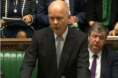 PLEDGE: The Leader of the Commons William Hague stressed that the vow to give more powers to Scotland made after the referendum would be honoured. Picture: PA