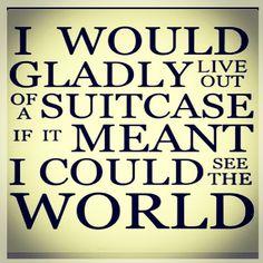 Travel, quotes