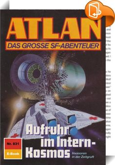 """Atlan 831: Aufruhr im Intern-Kosmos (Heftroman)    :  Nach der großen Wende in Manam-Turu haben sich Atlan und seine engsten Gefährten anderen Zielen zuwenden können, die sie in die Galaxis Alkordoom führen, in der der Arkonide bekanntlich schon zugange war. Fartuloon, Lehrmeister des Kristallprinzen Atlan, gelangt zusammen mit Geselle, seinem neuen """"Robotsohn"""", ebenfalls nach Alkordoom. Der Calurier wird dabei nicht nur räumlich versetzt, sondern auch körperlich verändert, indem er in..."""