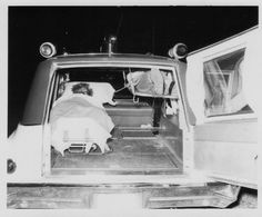 Gross Mortuary ambulance at a vicious head-on collision on Carpenter Dam Rd. The 1966 Pontiac Superior Consort could transport three stretcher patients. Black Girl Braided Hairstyles, Street Image, Police Cars, Ambulance, Firefighter, Vintage Cars, Transportation, Ems, Vehicles