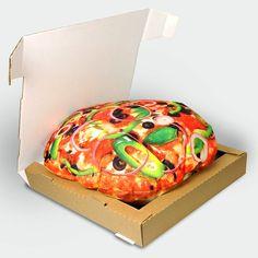pizza cushion