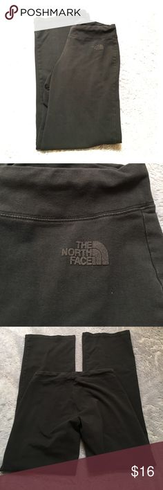 The North Face Yoga The North Face Yoga Pants. Size small. Some fading due to usage. No stains or tears. ❌No Trades❌Proceeds go towards feeding the homeless❌ The North Face Pants Boot Cut & Flare