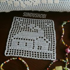 #crochet #filetcrochet #dantel #crochetterapia #ilovecrochet #artesanato #motif #elişi #tığişi #house #ev