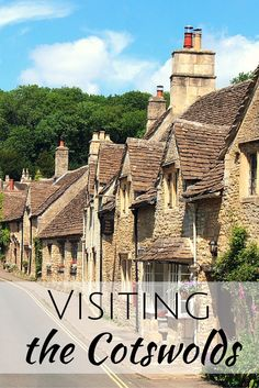 Visiting the Cotswolds in England is on my travel bucket list? Here's why!