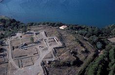 Villa romana alle grotte - roman ruins on Elba